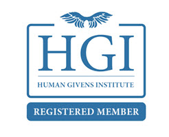 Human Givens Institute registered member